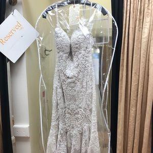 Allure Couture C534 Wedding Dress, Never Worn